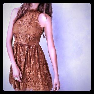 Freepeople Verushka lace dress